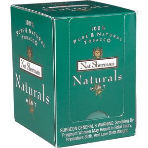 Discount Nat Sherman Cigarettes