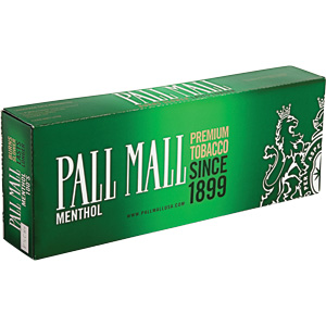 Discount Pall Mall Cigarettes
