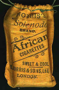 African cigarettes sweet cool