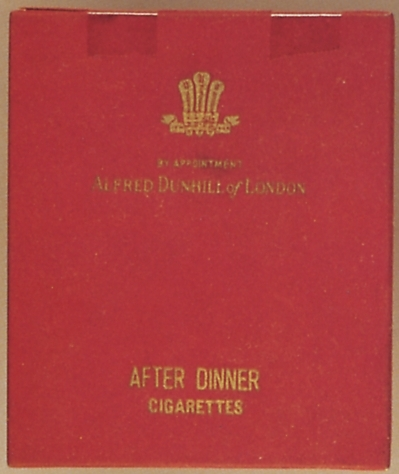 After Dinner Cigarettes USA