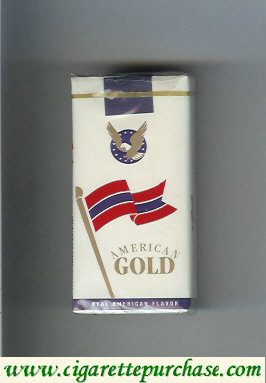 American Gold cigarettes Colombia