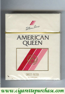 American Queen Sweet Filter cigarettes