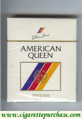 American Queen cigarettes Queen Size Filter