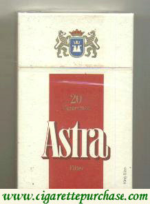 Astra cigarettes Germany