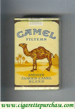Camel Filters cigarettes soft box king size