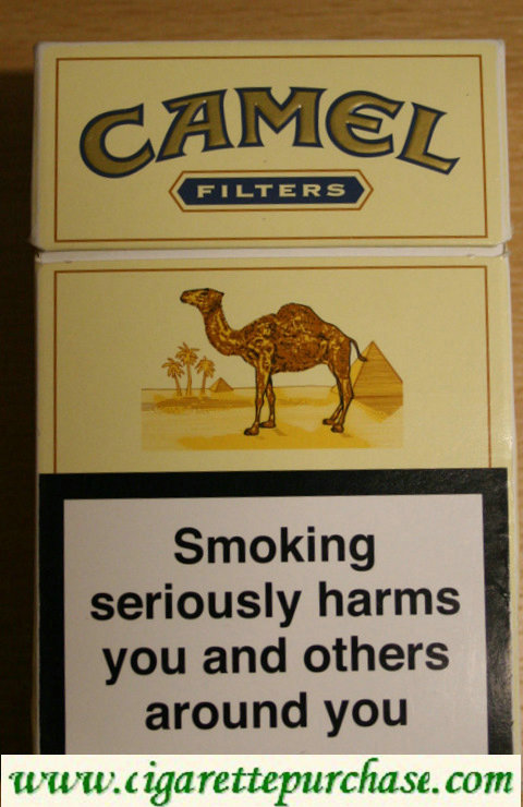 Camel Since 1913 Full Strength cigarettes hard box