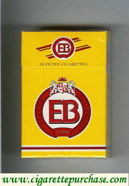 EB cigarettes hard box