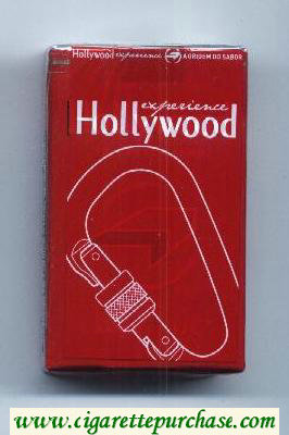 Hollywood cigarettes Experience Pack Original Blend Authentic Taste soft box
