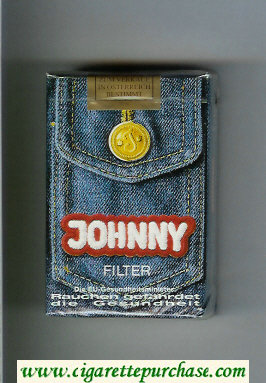 Johnny cigarettes soft box