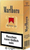 Discount Marlboro 29 cigarettes hard box