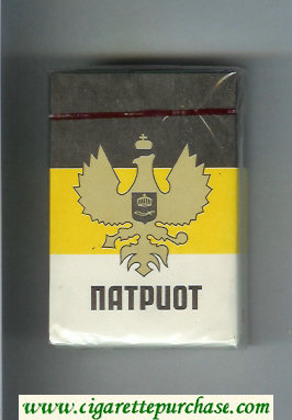 Patriot cigarettes soft box