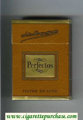 Perfectos cigarettes hard box
