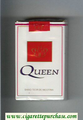 Queen cigarettes soft box