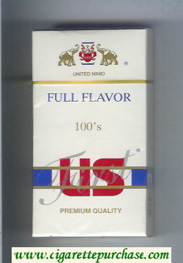 US First Full Flavor 100s Premium Quality cigarettes hard box