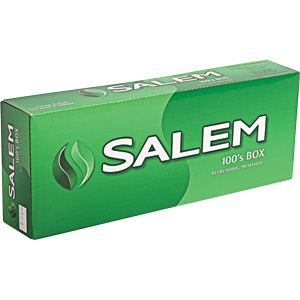 Discount Salem Cigarettes