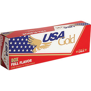 Discount USA Gold Cigarettes